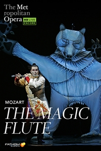 Poster of The Metropolitan Opera: The Magic Flute Sp...