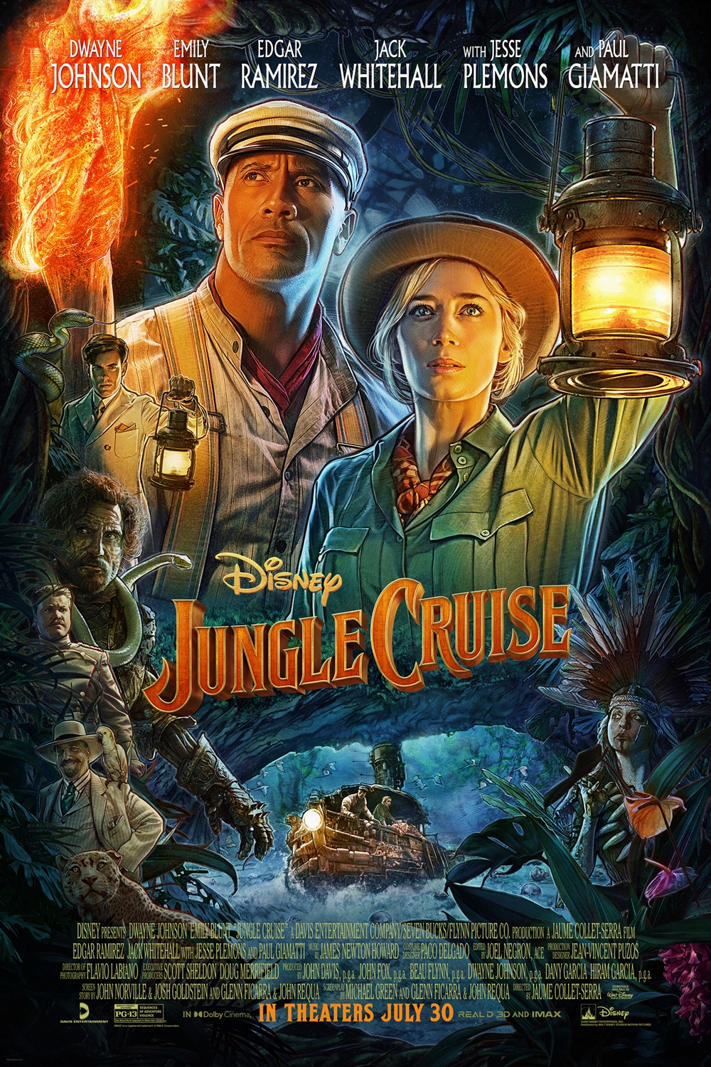 Still of Jungle Cruise
