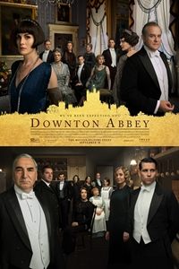 Poster ofDownton Abbey