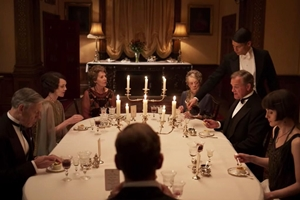 Still 8 for Downton Abbey