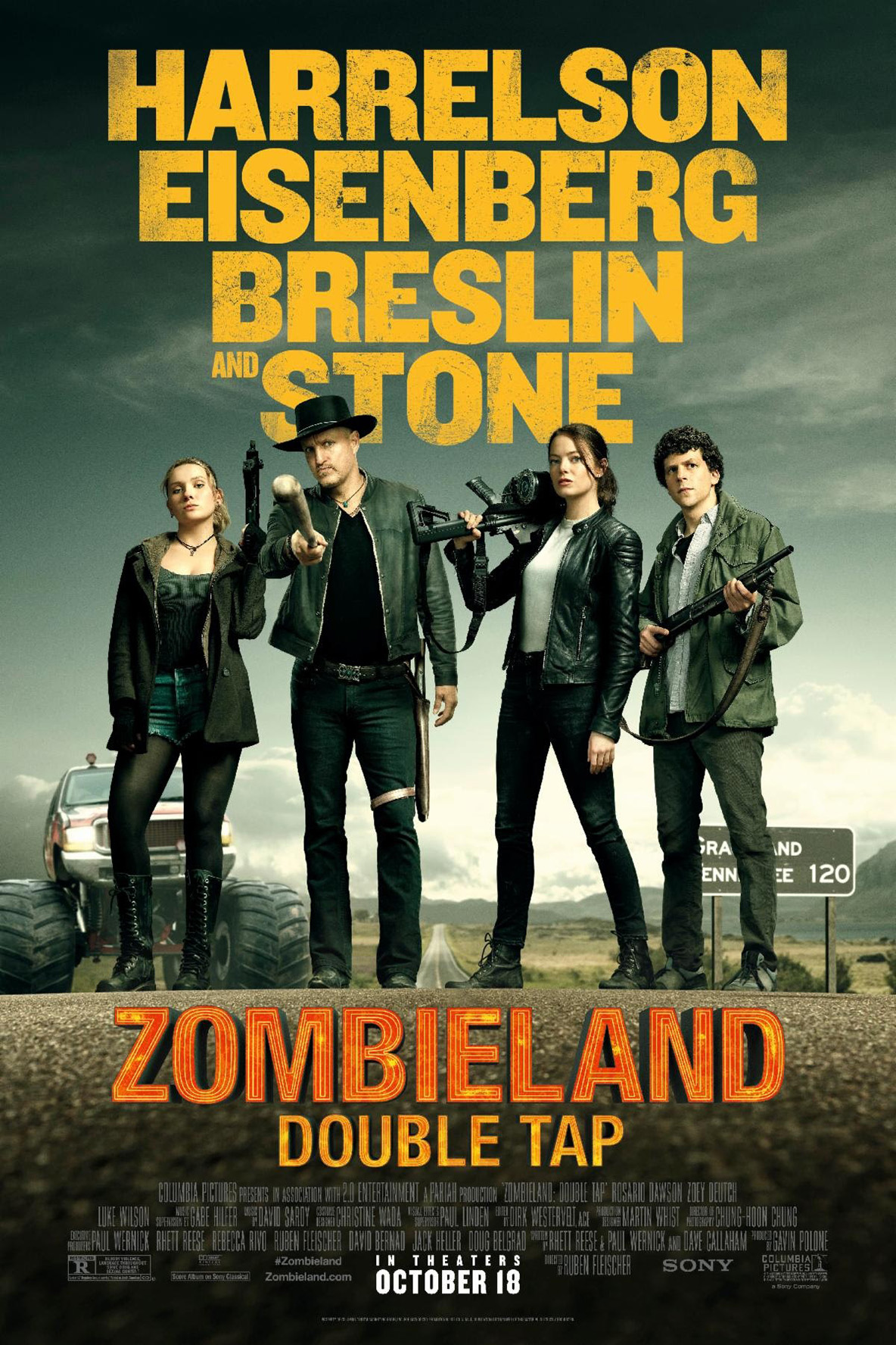 Still of Zombieland: Double Tap