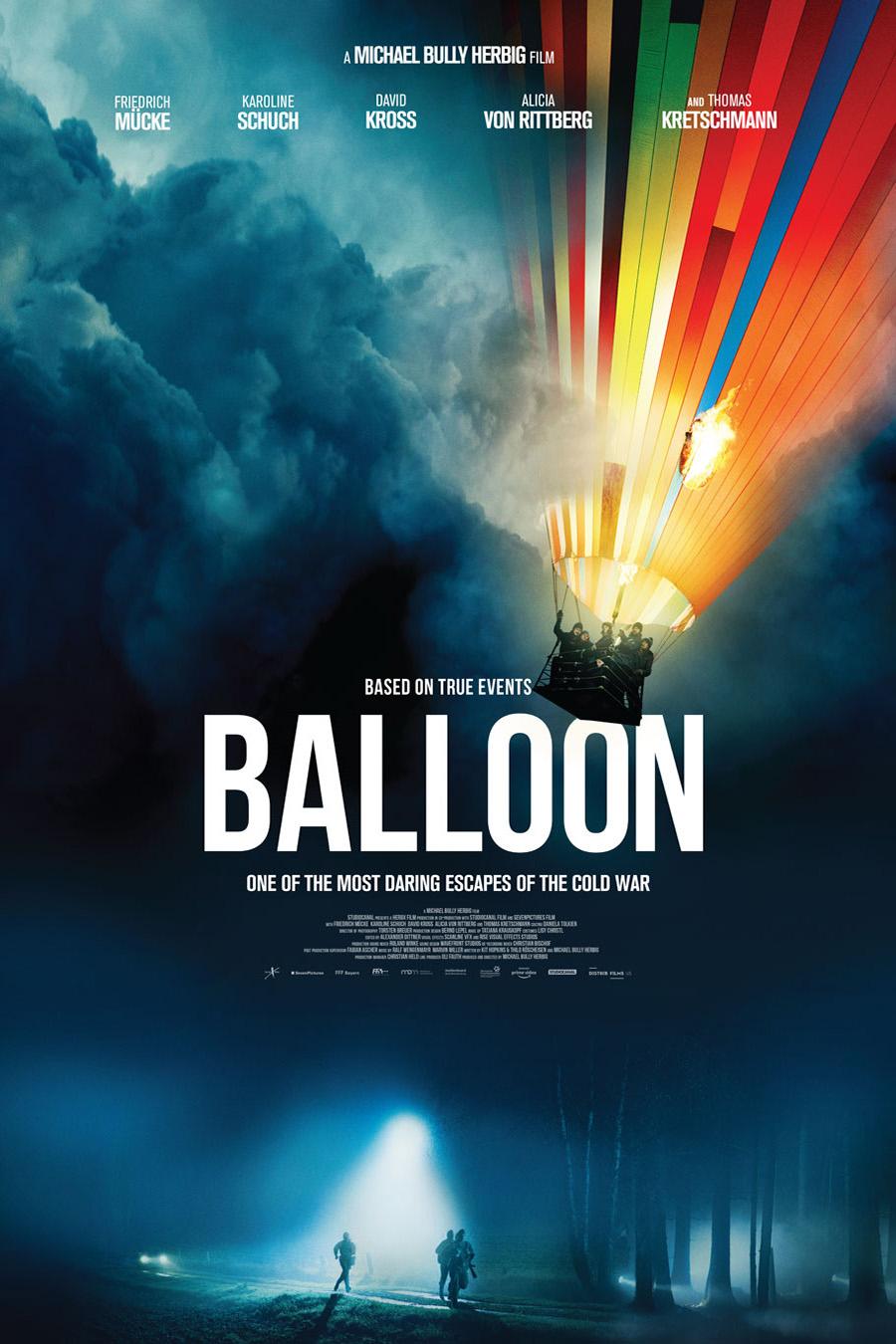 Poster for Balloon (Ballon)