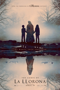 Poster for Curse of La Llorona, The