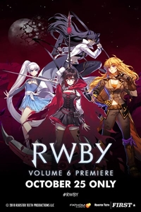 Poster of RWBY Volume 6 Premiere