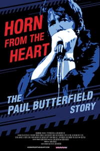 Poster for Horn from the Heart: The Paul Butterfield Story