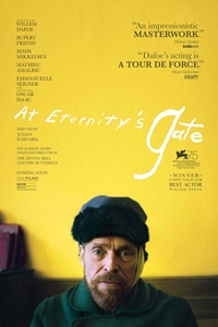 Poster for At Eternity's Gate