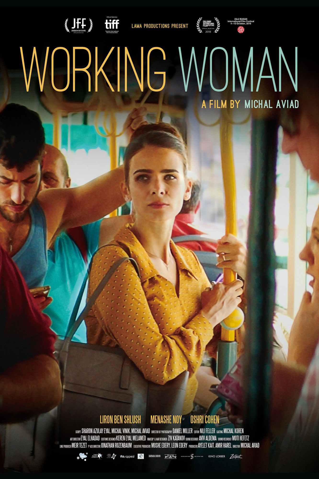 Working Woman (Isha Ovedet)