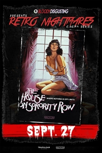 Poster for Bloody Disgusting Presents House On Sorority Row