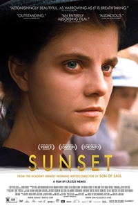 Poster for Sunset (Napszállta)