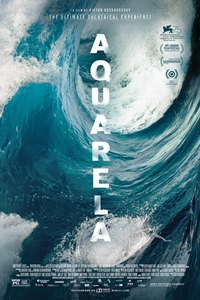 Poster for Aquarela