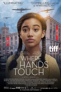 Poster for Where Hands Touch