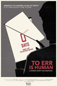 Poster for To Err Is Human: A Patient Safety Documentary