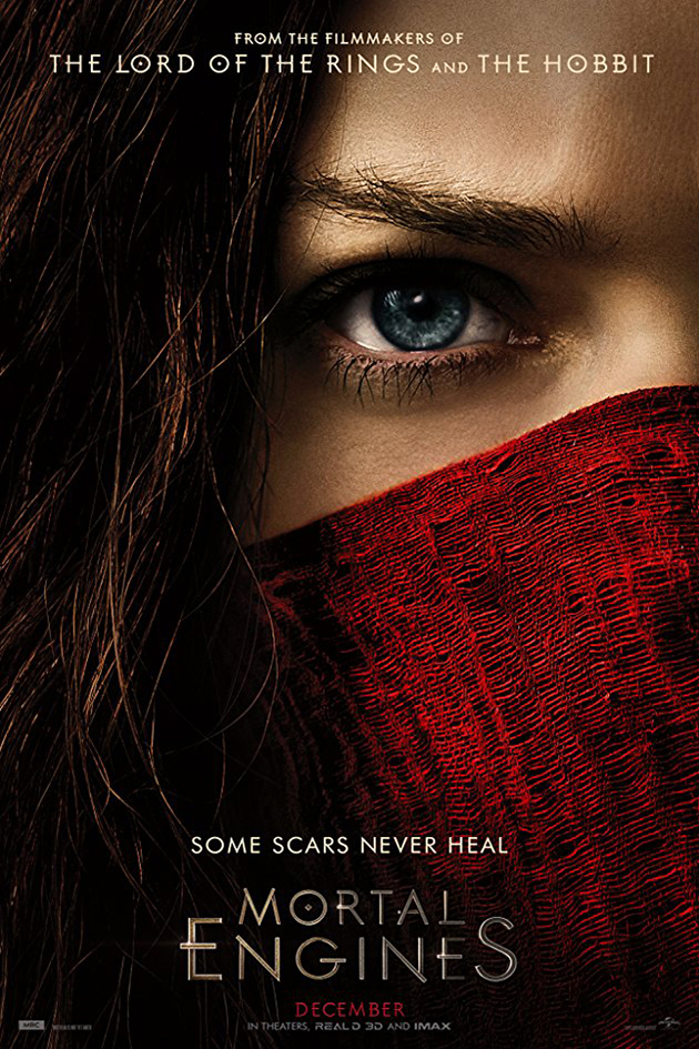 Poster of Mortal Engines in 3D