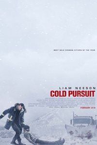Cold Pursuit in D-BOX Poster