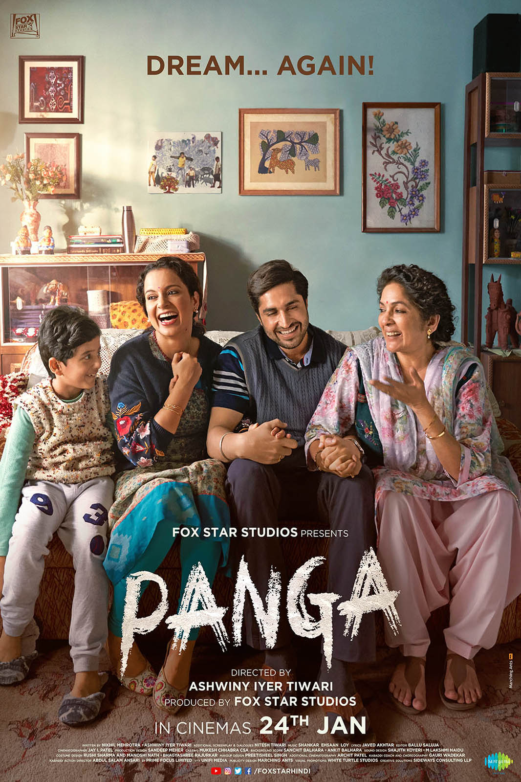Still of Panga (Hindi)