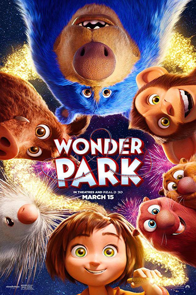 Poster of Wonder Park in 3D