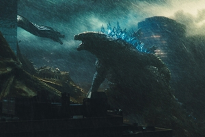 Still #5 forGodzilla: King of the Monsters in 3D