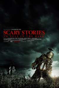 Caption Poster for Scary Stories to Tell In The Dark