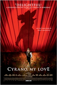 Poster for Cyrano, My Love