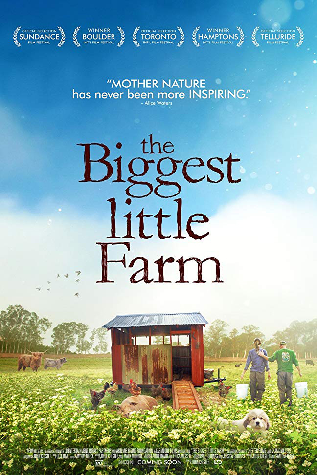 Poster for Biggest Little Farm, The