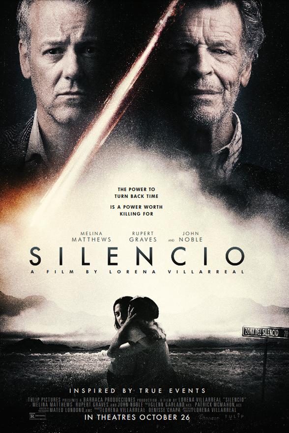 Silencio Poster