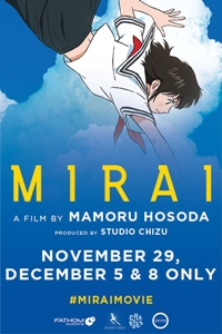 Poster for Mirai (Premiere Event)