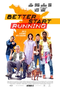 Poster for Better Start Running