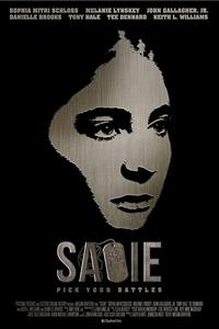 Sadie ()Release Date  October 12, 2018. Cast  Sophia Mitri Schloss, Melanie  Lynskey, John Gallagher Jr., Tony Hale, Danielle Books Director  Megan  Griffiths 058e5934ed