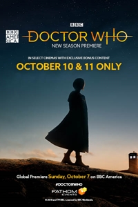 Doctor Who: New Season Premiere Poster