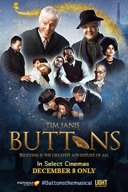 Buttons Poster