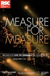 Royal Shakespeare Company: Measure for Measure Poster