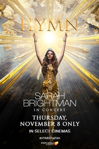 Poster of HYMN - Sarah Brightman in Concert