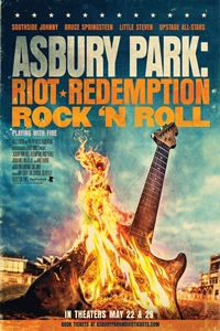 Poster of Asbury Park: Riot Redemption Rock 'n Roll