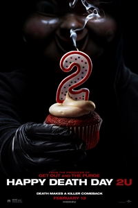 Poster ofHappy Death Day 2U