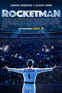 Caption Poster for Rocketman