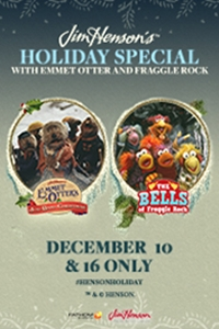 Poster of Jim Henson's Holiday Special with Fra...