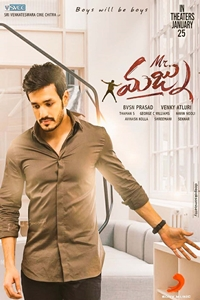 Poster of Mr. Majnu (Telugu)