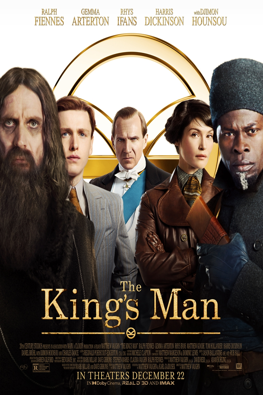 Poster for The King's Man