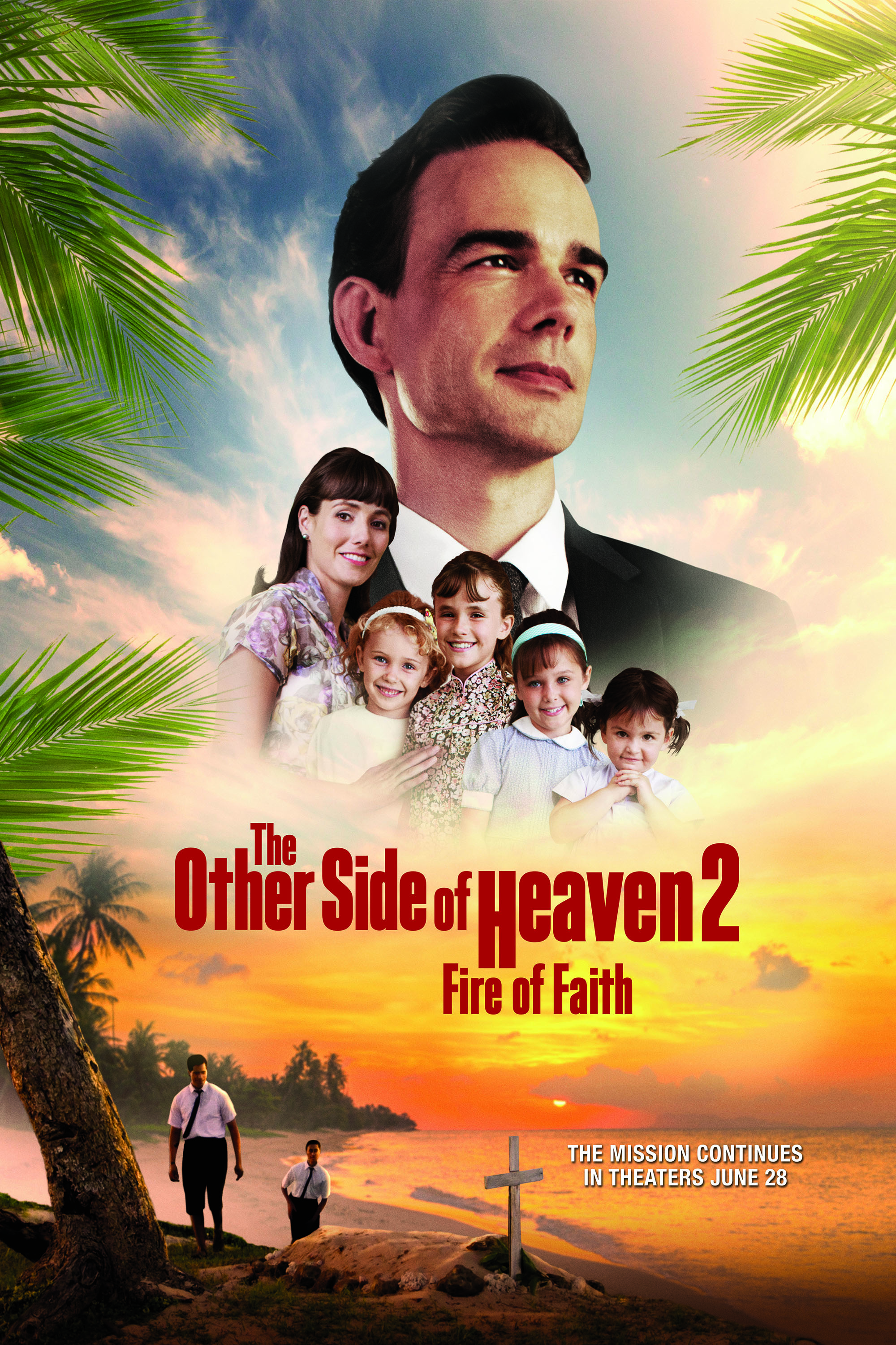 Poster of The Other Side of Heaven 2: Fire of Faith