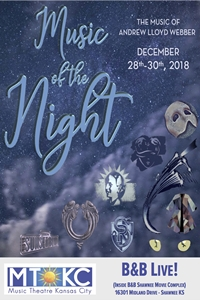 Poster for MTKC - Music of the Night