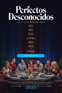 Poster for Perfect Strangers (Perfectos Desconocidos)