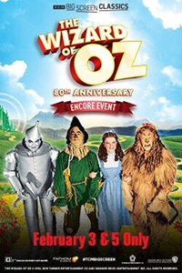 The Wizard of Oz 80th Anniversary (1939) presented by TCM