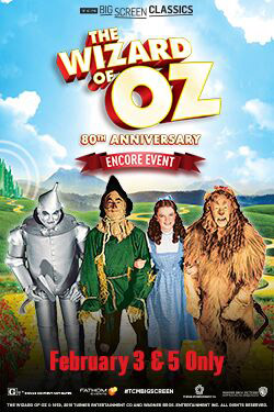 The Wizard of Oz 80th Anniversary (1939) Poster