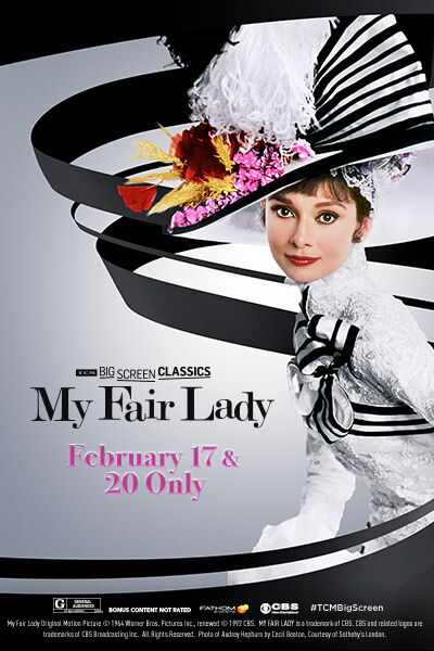 My Fair Lady 55th Anniversary (1964) Poster