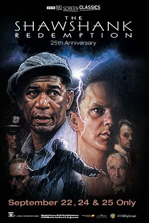 The Shawshank Redemption 25th Anniversary (1994) Poster