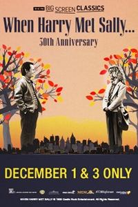 Poster of When Harry Met Sally... 30th Annivers...