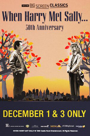 When Harry Met Sally… 30th Anniversary (1989) Poster