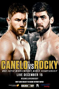 Poster of Canelo vs. Rocky