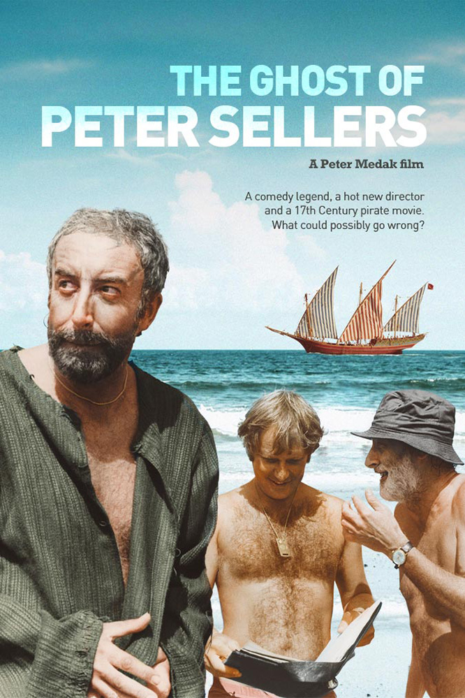Poster of The Ghost of Peter Sellers
