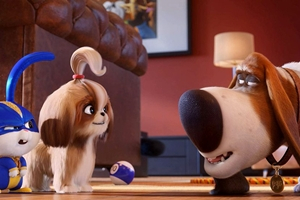 Still #1 forSecret Life of Pets 2 3D, The